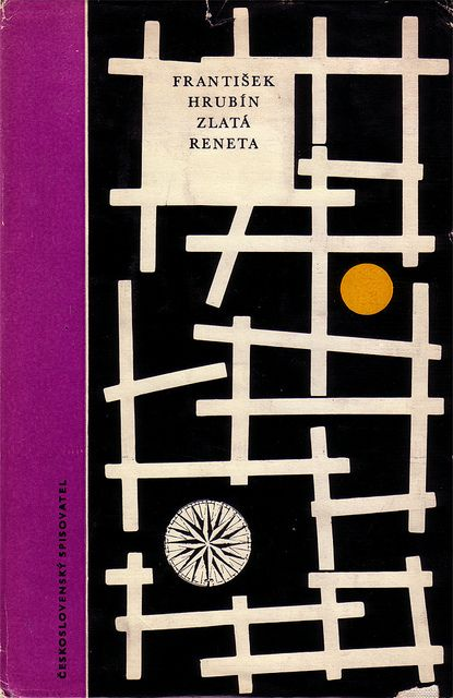Czechoslovak book cover 1960s via oliver.tomas on flickr