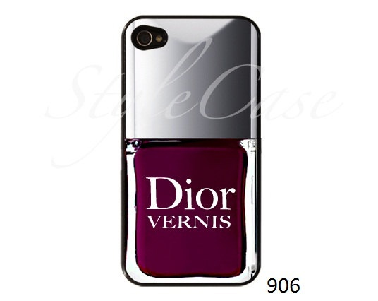 Dior Vernis iphone case iPhone 4 / 4S Case iPhone 5 by StyleCase, $9.99