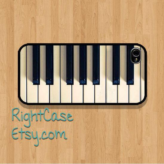Vintage Piano iPhone Case, Samsung Galaxy S4,Galaxy S3 Case, iPhone 5 Case, iPhone 4 Case, iPhone 4s case, Music Phone Case, Antique Piano
