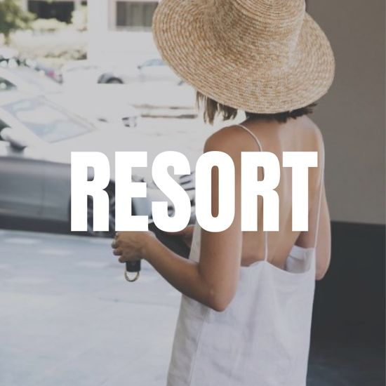 Resort Wear