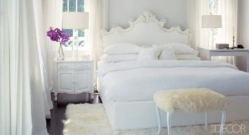 Dreaming in white - ideasforho.me/... -  #home decor #design #home decor ideas #living room #bedroom #kitchen #bathroom #interior ideas