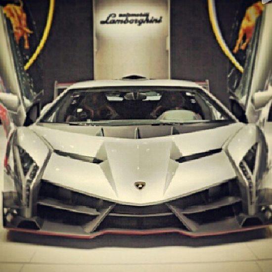 $4million Lamborghini Veneno