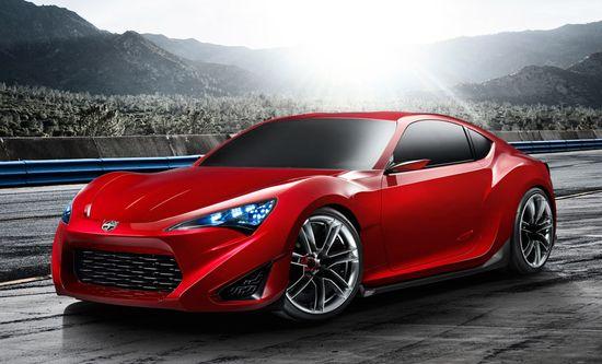 Toyota Scion FR-S #McInerney #Toyota