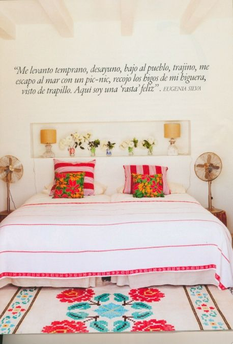 photographs by gonzalo machado for architectural digest españa of the home of eugenia silva