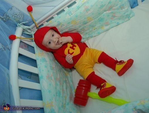 El Chapulin Colorado - 2013 Halloween Costume Contest