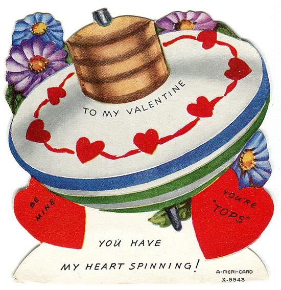 Top Vintage Valentine