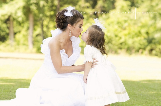 Flower Girl #wedding #flower girl