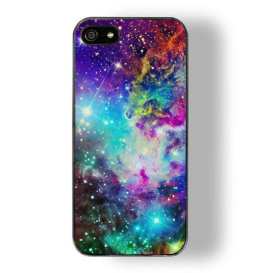 iphone 5 case iphone 4 case iphone 4s case - galaxy iphone 5 case nebula iphone 4 case cover via Etsy