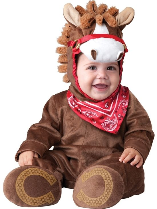 Playful Pony Infant & Toddler Costume