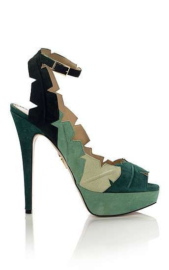 Charlotte Olympia Spring 2012 Collection is Mind-Blowingly Detailed
