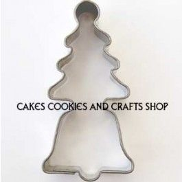Mini Christmas Tree Decoration Cookie Cutter