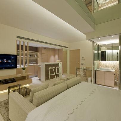 Studio Apartment Design, Pictures, Remodel, Decor and Ideas