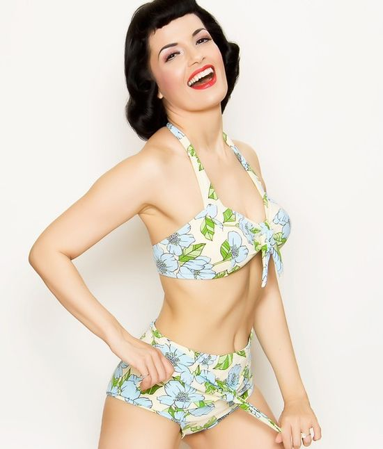 perennial bikini... @etsy fablesbybarrie... $108... nice repro...