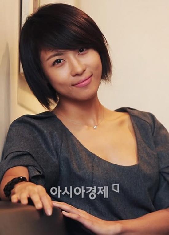 Secret Garden ? Ha Ji Won as Gil Ra Im