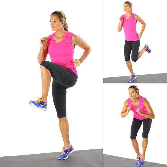 leg sculpting workout