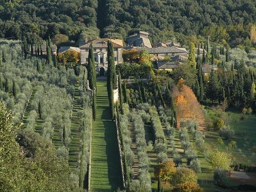 Toscana Villa Cetinale #TuscanyAgriturismoGiratola