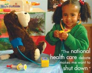 The National Health Care Debate Makes Me Want to Shut Down