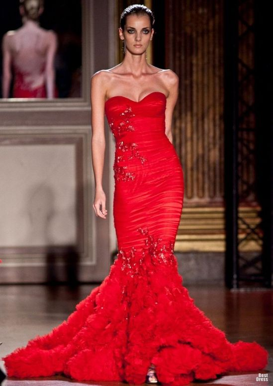 Zuhair Murad HOUTE COUTURE 2011/2012 @}-,-;--