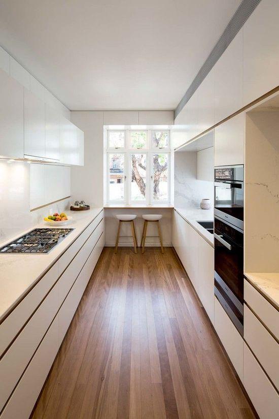 Küche in einfacher Form. Ihre Schreiner-24.ch