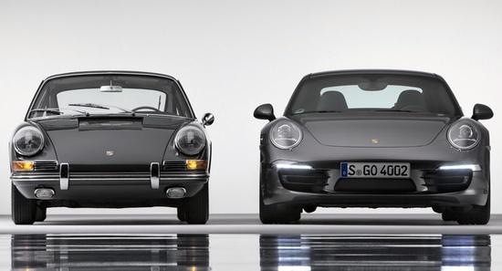 Dies Natalis*: Porsche Celebrates Golden Jubilee of its Iconic 911 Sports Car - Carscoop