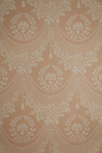 """Vintage Wallpaper - """"Quincy Lace"""""""
