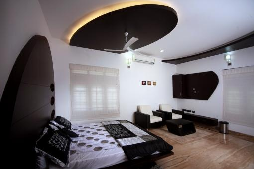 Ismail vengalam by decospark  #interior #design #bedroom