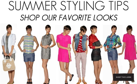 Summer Styling Tips