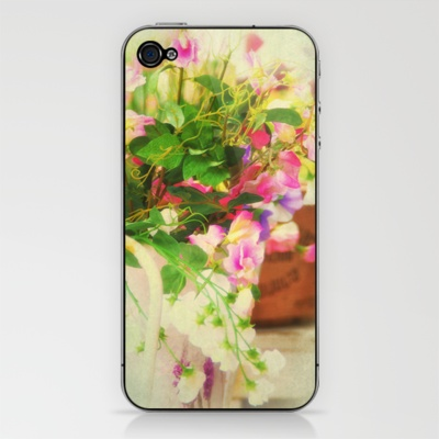 Romantic Country Life Style iPhone & iPod Skin by Tanja Riedel - $15.00