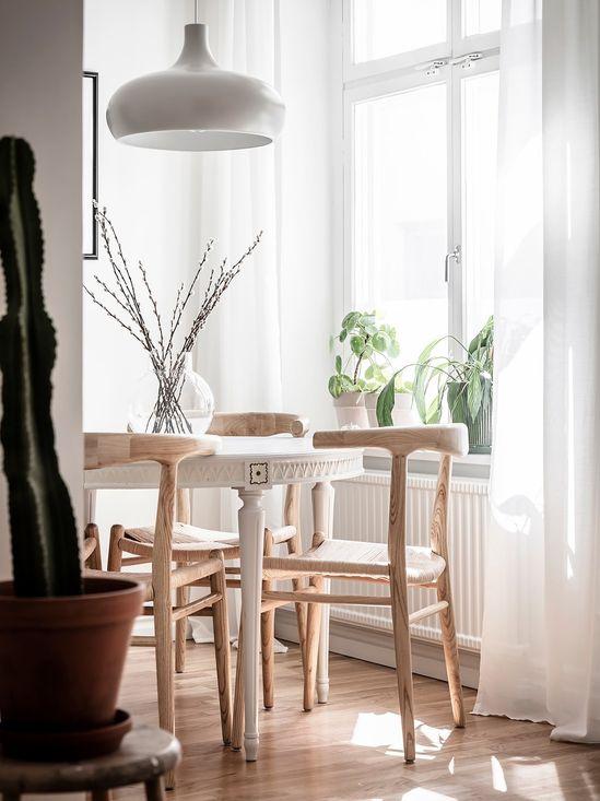 Scandinavian Dining Room  Board