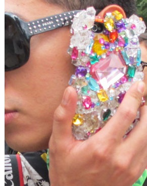 Bedazzled Bejeweled IPhone case by Kandee Johnson!!!!