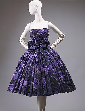 Christian Dior 1950s dress