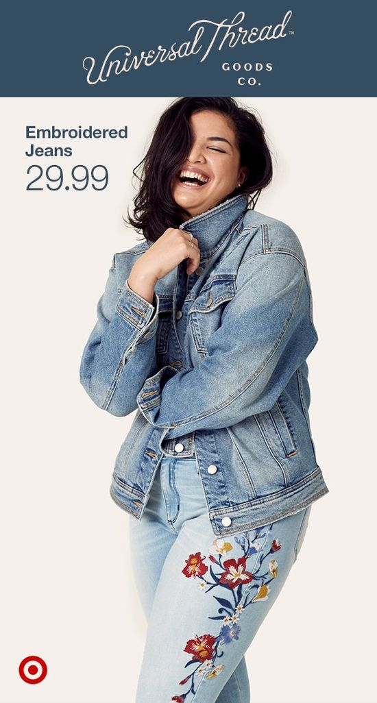 The denim collection that's true to you. New & only at Target. Universal Thread  Board