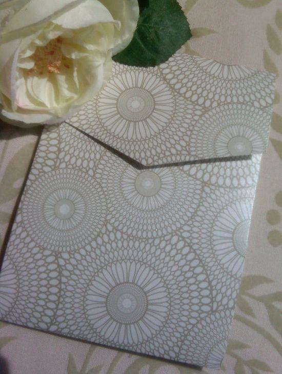 Handmade Invitation by #oyin handmade review #highlights #handmade halloween cards #handmade earrings #handmade bow