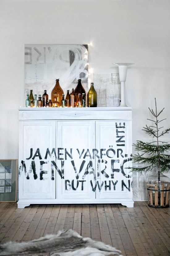 Ylva Skarp's home in Sweden by Lantliv magazine – Husligheter.se