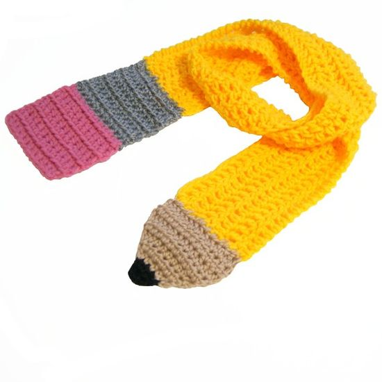 Not quite an afghan, but awesome #crochet regardless. Back to school gifts? Teacher appreciation day!
