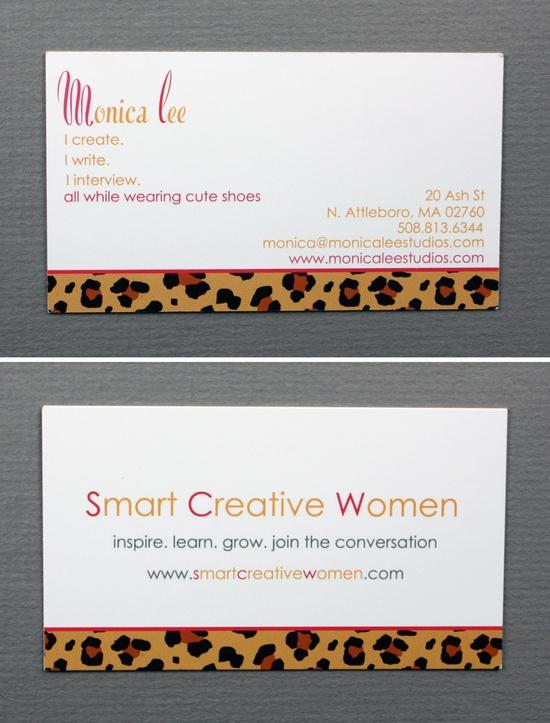 Smart Creative Women / Monica Lee  www.smartcreative...