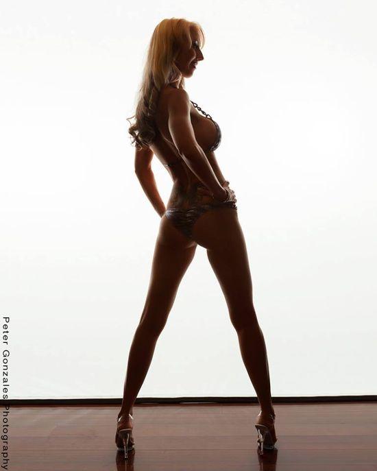 Bikini Model Vanessa Ramsey..Photo By Peter Gonzales Photography