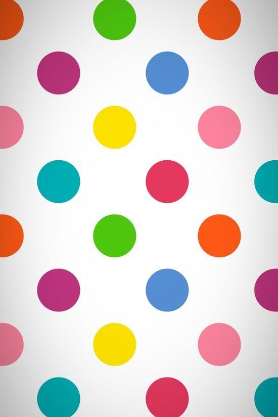 Dots . iPhone wallpaper