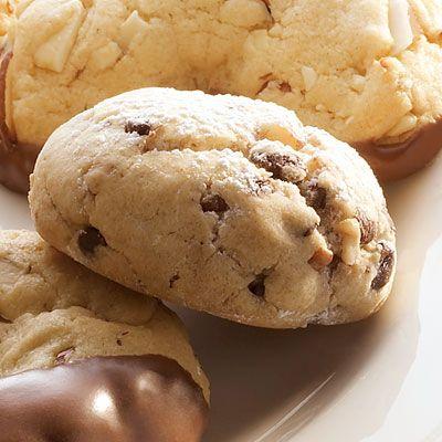 Snowball Cookies (Easy; 18 cookies) #holiday #cookie