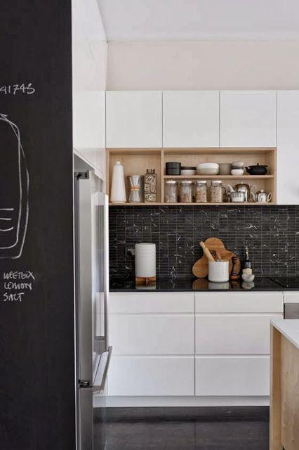 White Kitchen//
