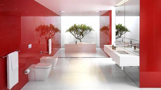 Simple Modern Bathroom design