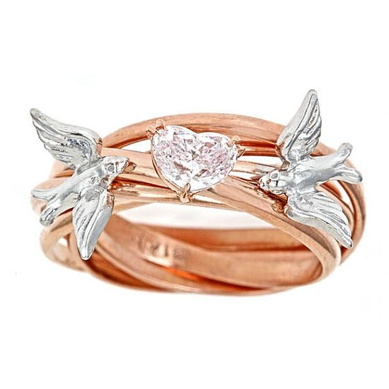 engagement ring with diamonds anyone?