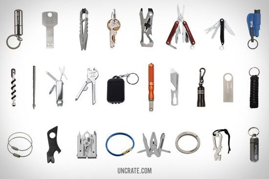 Essentials: Keychain