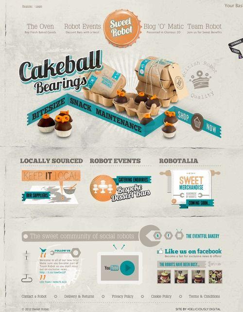 amazing web design ideas 25 professional and modern web