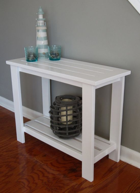 The Seaside Cottage Side Table