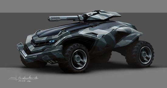 MWO army vehicle concept art 5 Picture  (2d, automotive, military, vehicle, concept art)