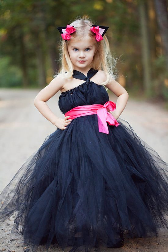 Flower girl potential - minus the pink