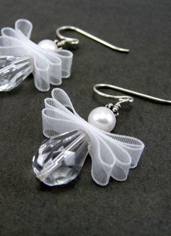 Angel Earrings, May