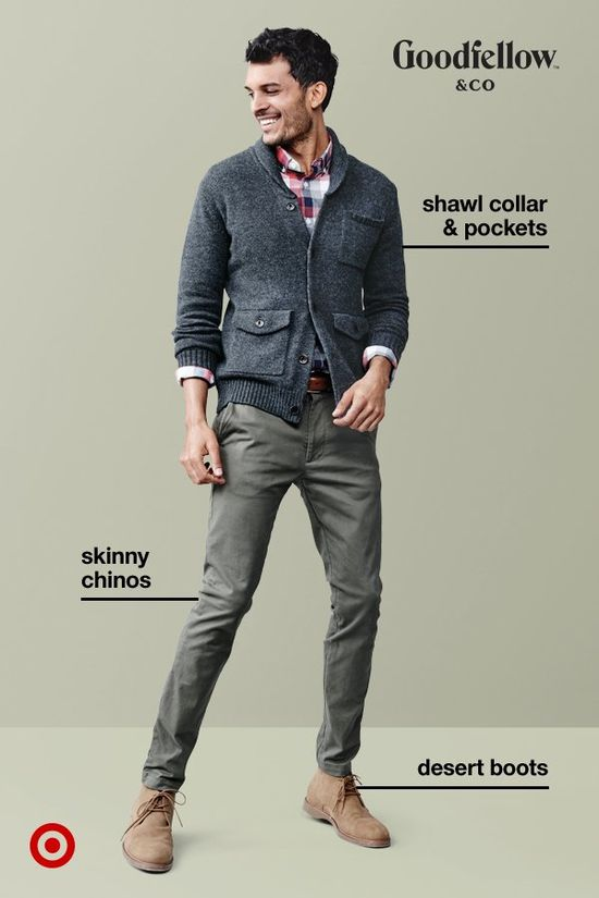 Where style & fit are always in good company. So getting dressed is easy, and looking great is a given. Goodfellow & Co  Board