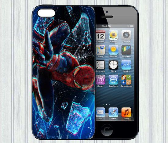 Spiderman iphone 4 case